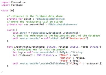 Storing Data in the Firebase Database – averybub